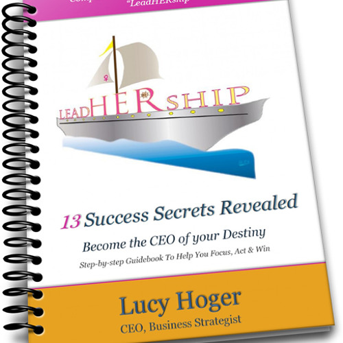 Get Back On Track! With CEO Lucy Hoger
