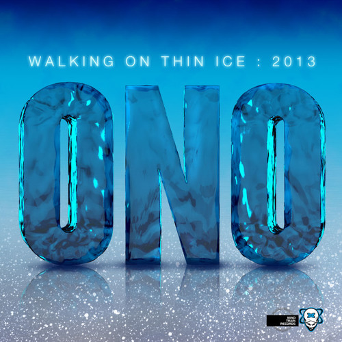 ONO - Walking On Thin Ice 2013 (Dave Aude House Instrumental)