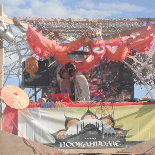 HookahDome Promo (Burning Man 2013)