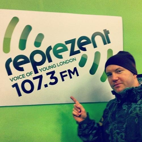 Theo Specone interview on Reprezent FM with Tarek Revolution