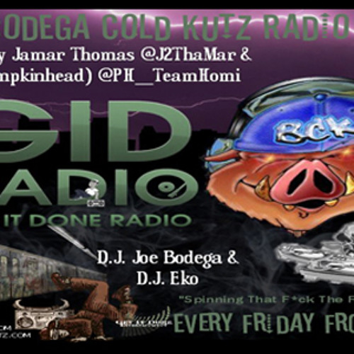 Bodega ColdKutz Radio Show With Guests 2 Hungry Bros,Optometrist & Saratoga