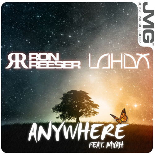 Ron Reeser, Lahox - Anywhere Feat. Myah (Original Mix) Available NOW on Beatport/iTunes Worldwide!!