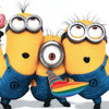 Underwear (I Swear) By Minions From Despicable Me 2
