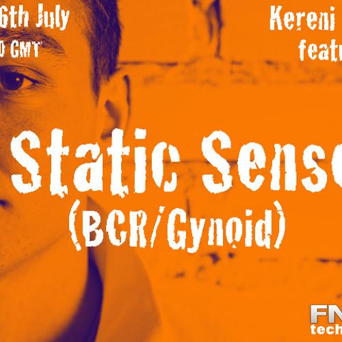 Kereni FM038 with Static Sense 26.07.13