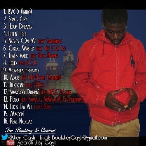 BVO TRACK 6-CIROC WASTED FEAT THE OH SO