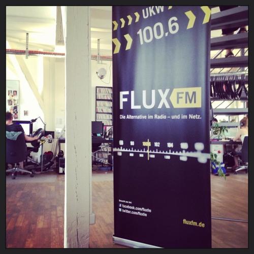renk.Magazin zu Gast bei FluxFm