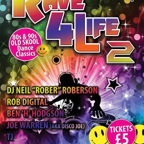 Rave 4 life 2013 NV Friday 09/08/13 summer vibe intro, retro club promo