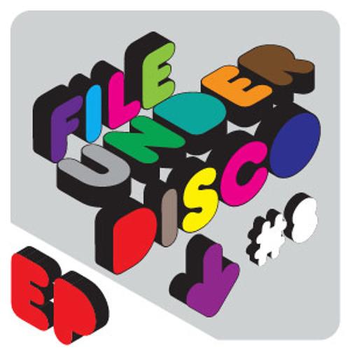 File Under Disco 08 - JKriv & The Disco Machine - The High Fidelity Sound EP - Clips