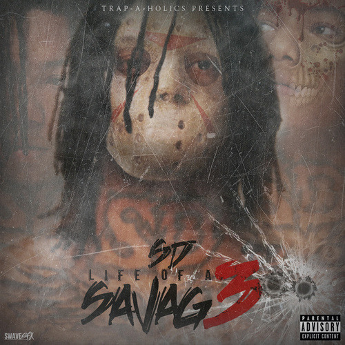 SD - Gun Smoke Feat. Ballout (Life of a Savage 3)