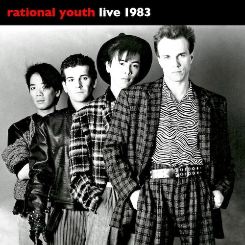 Rational Youth - City Of Night Live Ottawa 1983