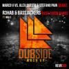 Marco V vs Alex Guesta & Stefano Pain vs R3hab & Bassjackers - Raise My Quake (DubSide MashUp)