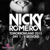 Nicky Romero  - Live at Tomorrowland Day 1 - V Sessions