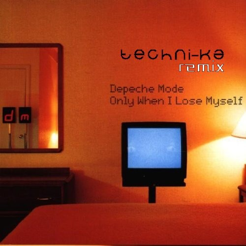 Depeche Mode - Only When I Lose Myself (Techni - Ka Remix)