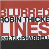 Robin Thicke & Marvin Gaye  - Blurred lines (Got To Give It Up) - Kharringtons Nude Disco Mix