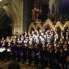# Irish Youth Choir performs Charles Wood's Hail! Gladdening Light at Christchurch Cathedral, Dublin