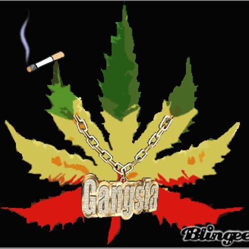 DJ4Kat - Gangsta Ganja Riddim [Reggae Hip Hop Instrumental]