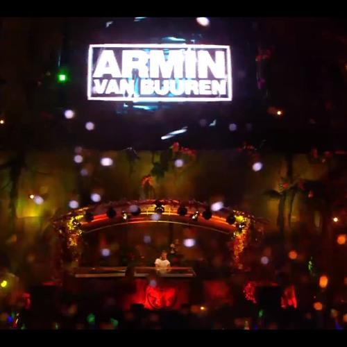 Armin van Buuren @Tomorrowland 2013