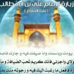 زيارة الامام علي بن ابي طالب عليه السلام - بصوت اباذر الحلوجي