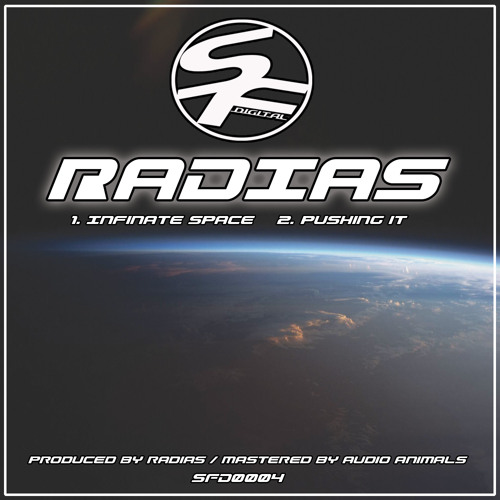 SFD0004 Radias - Pushing It  ( OUT NOW )