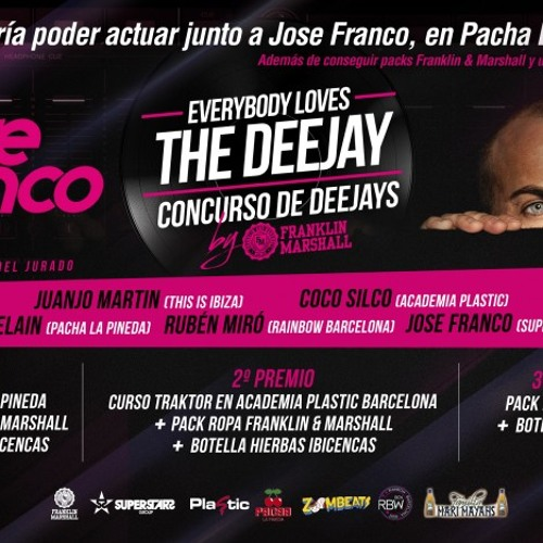 Danny Gomez  Concurso *Everybody loves the deejays*