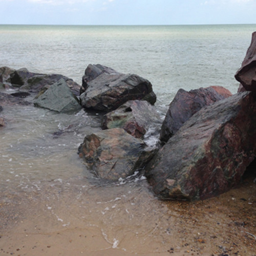 Happisburgh Sea