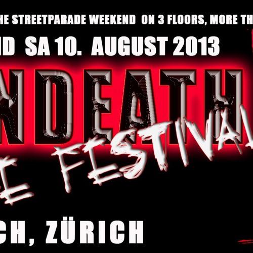 09/10.08.2013 BRAINDEATH-THE FESTIVAL Warm up Mix from E.x.e.c.u.t.e