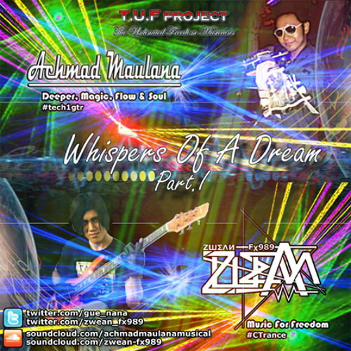 Achmad Maulana & ZШΣΛИ Fχ989 - Whispers Of A Dream (Mastering Mix) 320kbps - BUY TO FREEDOWNLOAD!