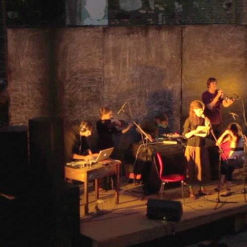 Spoken Word Improvisation with Madara Rutkēviča, Anna Foma, Andris Indāns, Ilze Gagaine..