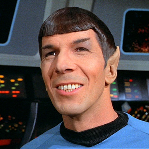 Spock Is Fascinating
