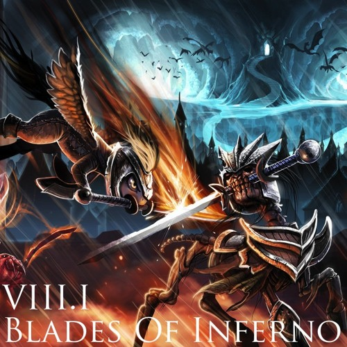 Blades Of Inferno - Derpy and Carrot Top's Epic