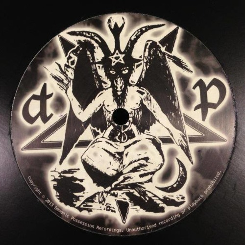 """Demonic Possession Vol.2 - Now available to buy on 12"""" VINYL!"""