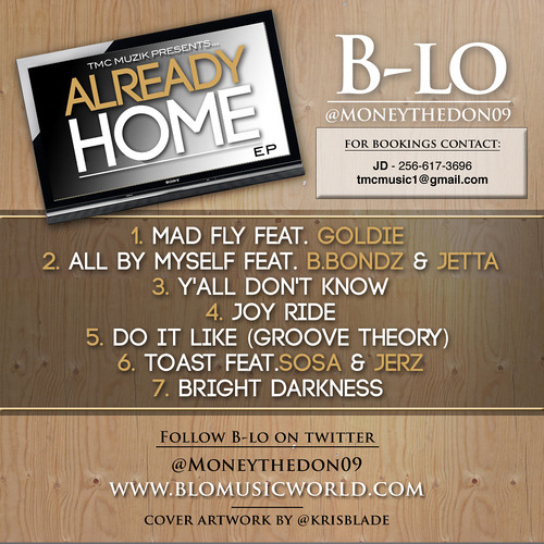 B-LO ft. Goldie - Mad Fly
