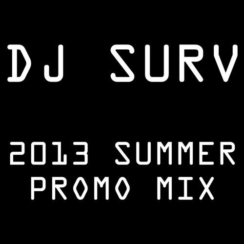 DJ Surv - 2013 Summer Promo Mix
