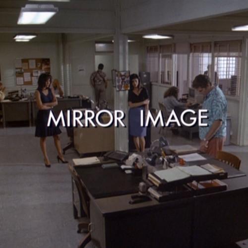 Gina Calabrese - Mirror Image