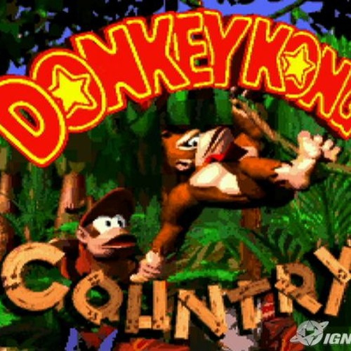 RJ Remixes vs Donkey Kong Country - King K.Rules