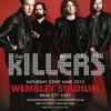 Wembley Song - The Killers (live at Wembley - June 22, 2013)