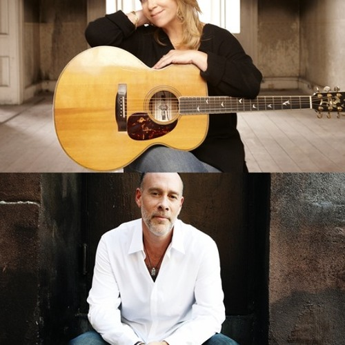 Mary Chapin Carpenter & Marc Cohn - Strangers In A Car  (July 21, 2013)