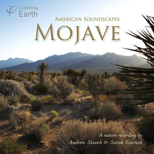 Mojave, An American Soundscape - Album sample
