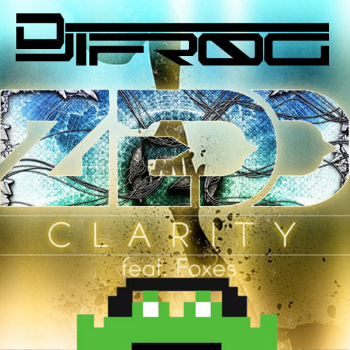 Clarity (DJ iFr0g Piano Mashup)
