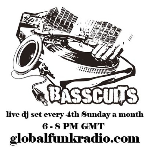 basscuits @ global funk radio july 2013 (vinyl only)