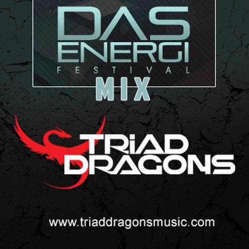 Triad Dragons - Das Energi Mix
