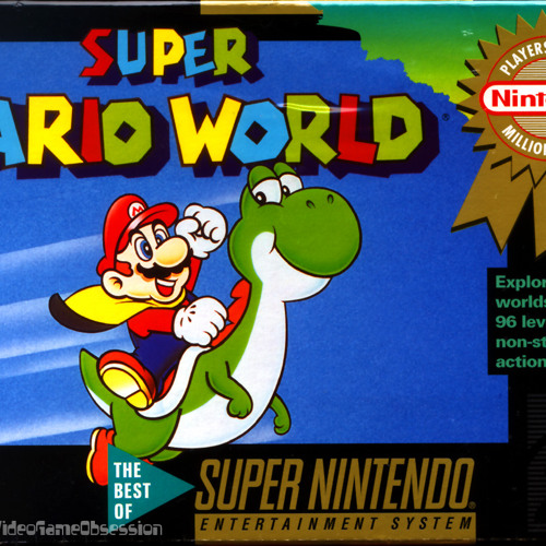 Castle - Super Mario World