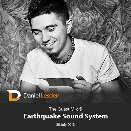 Daniel Lesden - The Guest Mix @ Earthquake Sound System on TranceRadio.FM