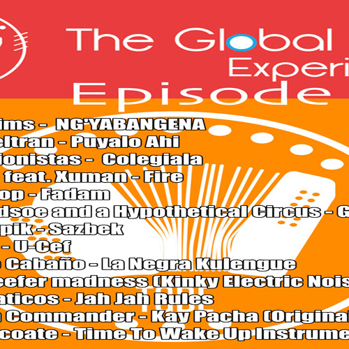 The Global Bass Experience #15 Piper Street Sound