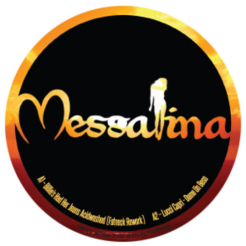 *now available digitally - click link to buy* MESSALINA VOL 9 A2 Lucci Capri - Dame Un Beso TASTER