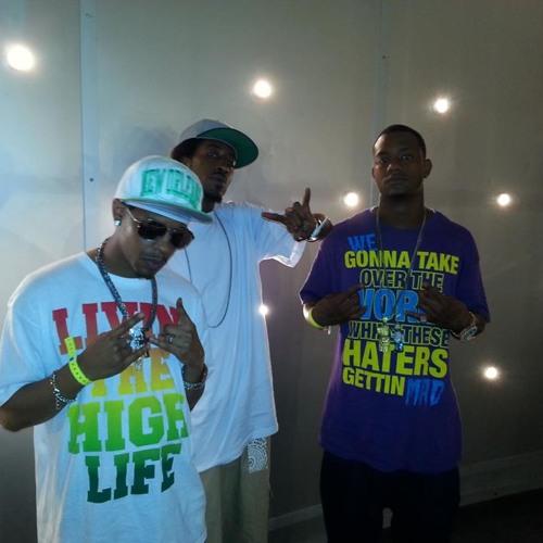 Lil Joe  Mars -Bay B Slym Ft Lil Joe- Push N It