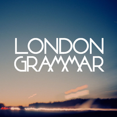Hey Now - London Grammar (Arty Remix)