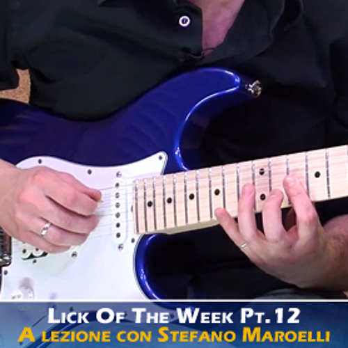 Lick of the Week Pt.12 - Fmaj13 (base)