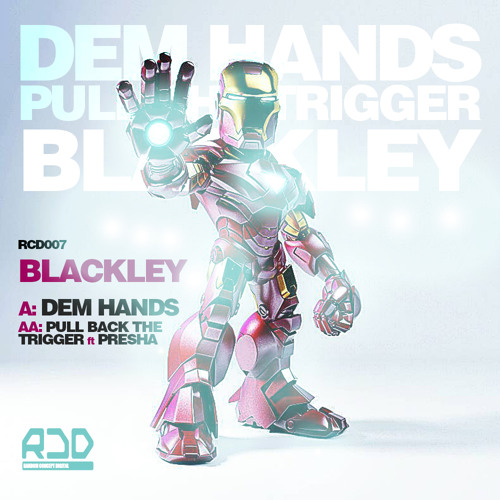 OUT NOW ! RCDIGI007AA - Blackley Feat MC Presha - Pull Back The Trigger