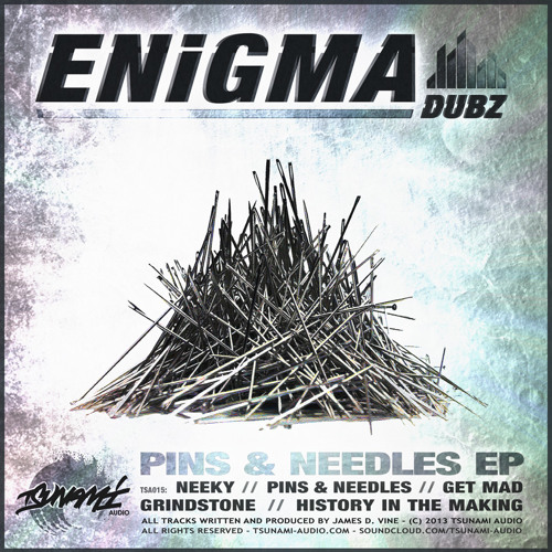 ENiGMA Dubz - History In The Making [Tsunami Audio - OUT NOW!]